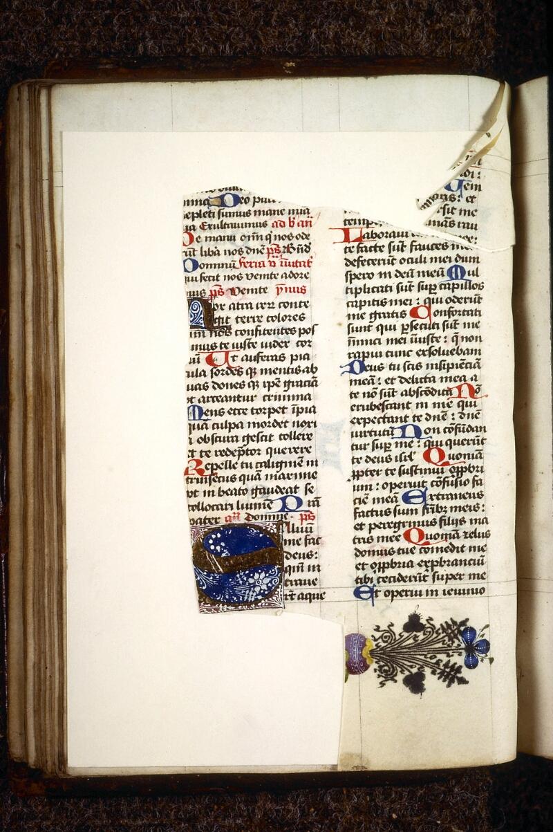 Lyon, Bibl. mun., ms. 0551, f. 036 bis v