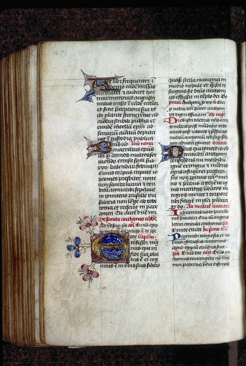 Lyon, Bibl. mun., ms. 0551, f. 320v - vue 1
