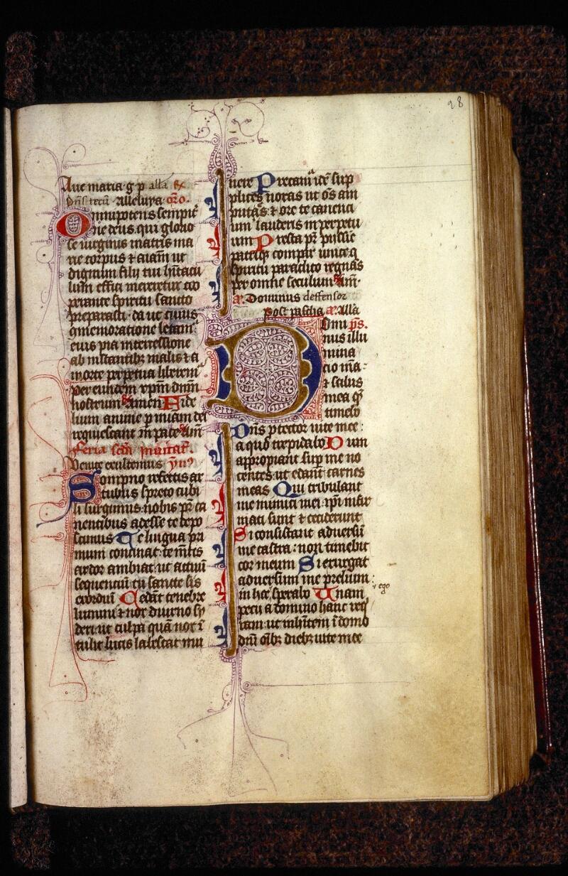 Lyon, Bibl. mun., ms. 0552, f. 028 - vue 2