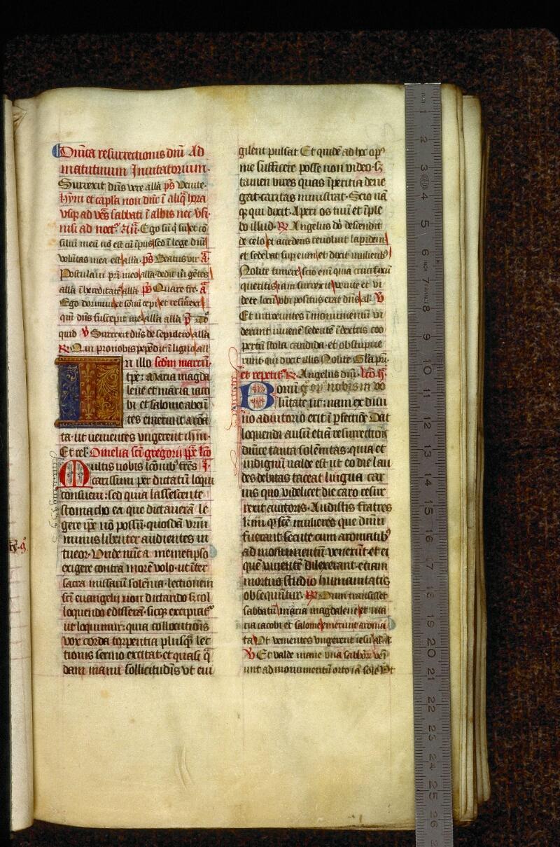 Lyon, Bibl. mun., ms. 0553, f. 007 - vue 1