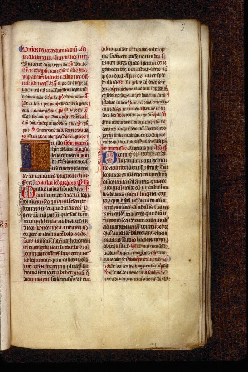Lyon, Bibl. mun., ms. 0553, f. 007 - vue 2