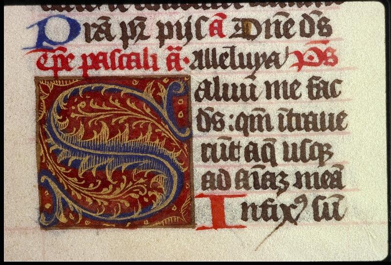 Lyon, Bibl. mun., ms. 0553, f. 109