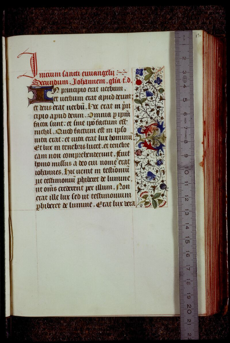 Lyon, Bibl. mun., ms. 0554, f. 013 - vue 1