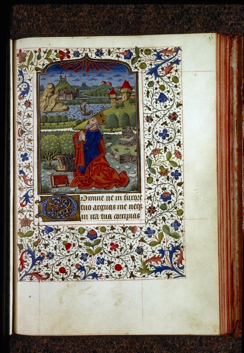 Lyon, Bibl. mun., ms. 0554, f. 056 - vue 1