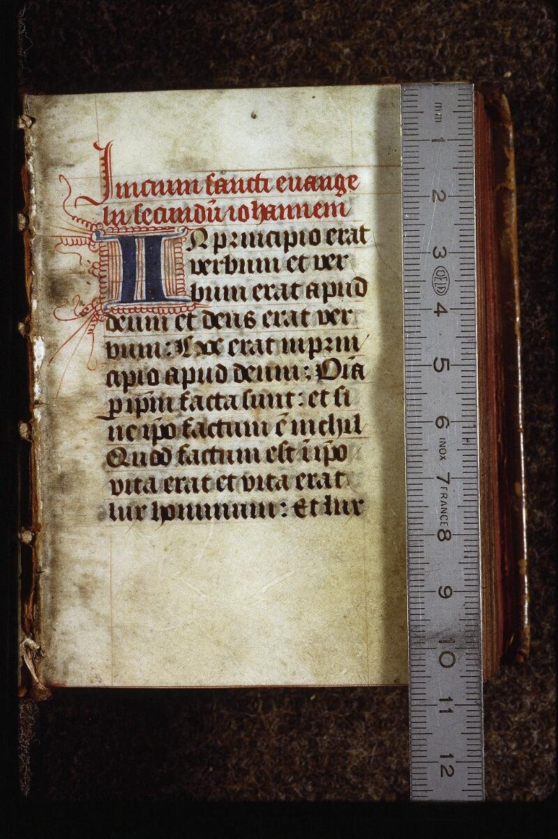 Lyon, Bibl. mun., ms. 0557, f. 013 - vue 1