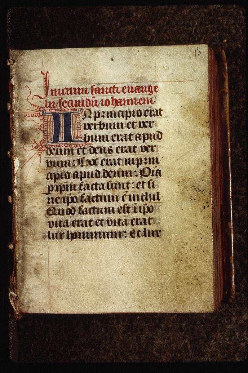 Lyon, Bibl. mun., ms. 0557, f. 013 - vue 2