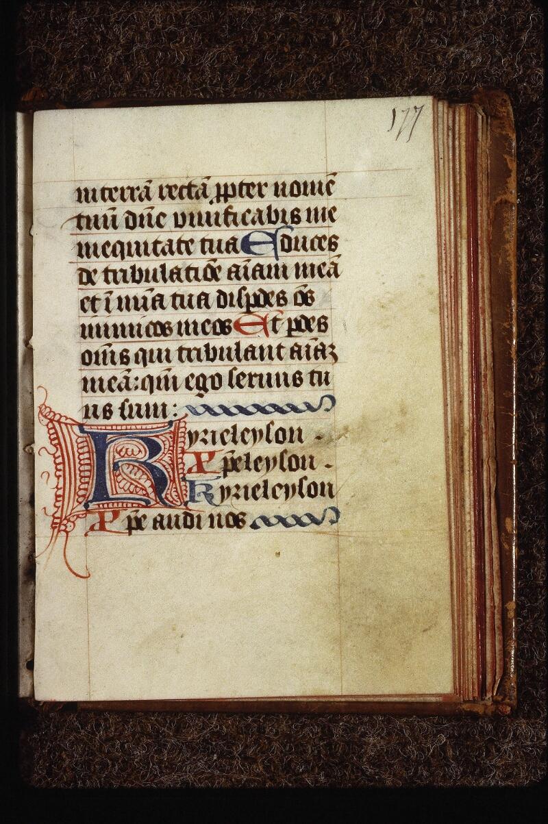 Lyon, Bibl. mun., ms. 0557, f. 177