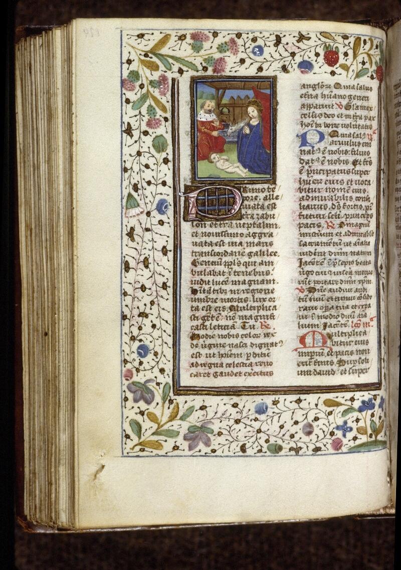 Lyon, Bibl. mun., ms. 0559, f. 120v - vue 1