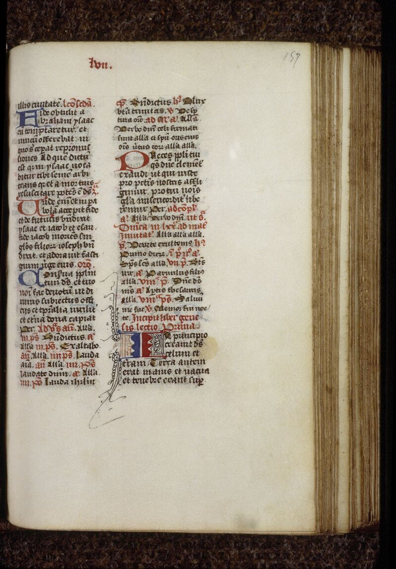 Lyon, Bibl. mun., ms. 0559, f. 157
