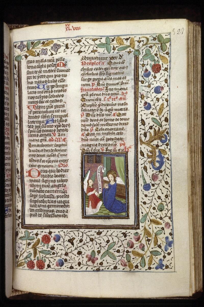 Lyon, Bibl. mun., ms. 0559, f. 328 - vue 1