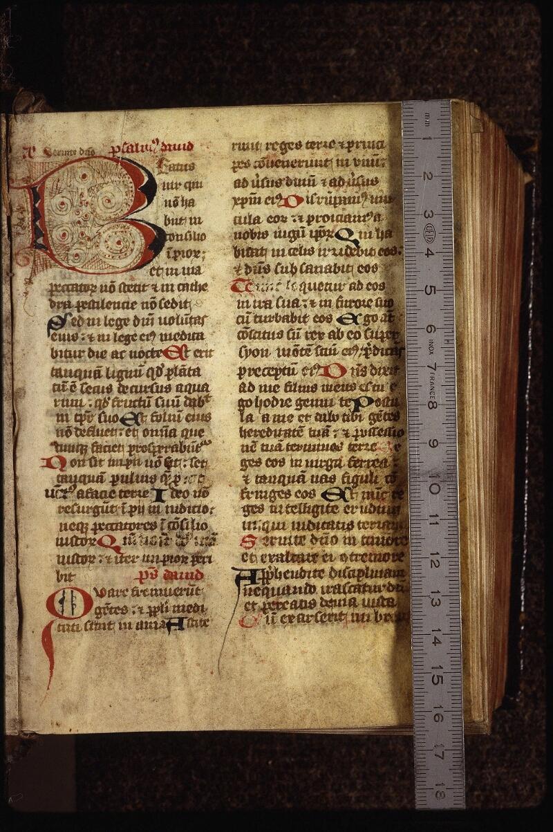 Lyon, Bibl. mun., ms. 0560, f. 007 - vue 1