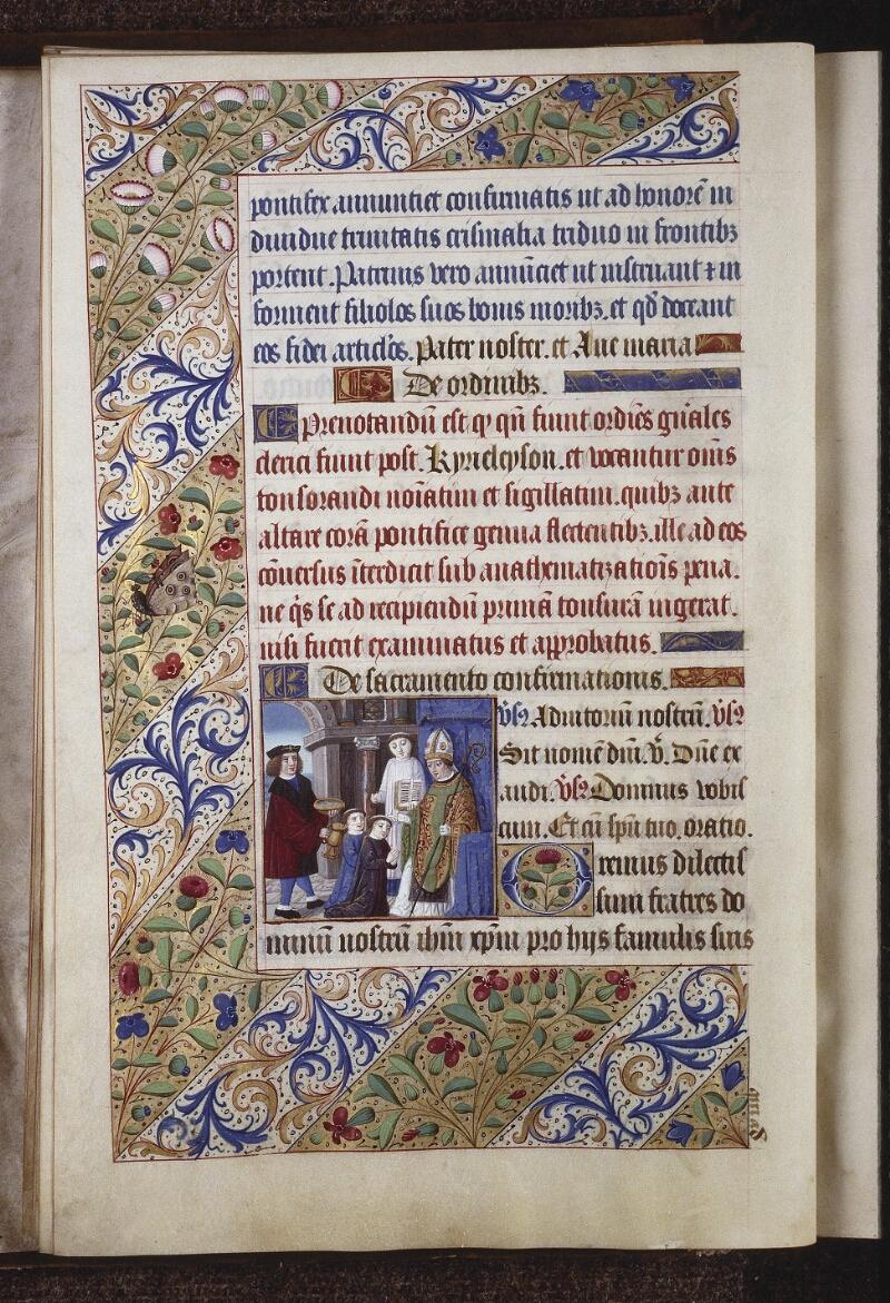 Lyon, Bibl. mun., ms. 0565, f. 012v - vue 1