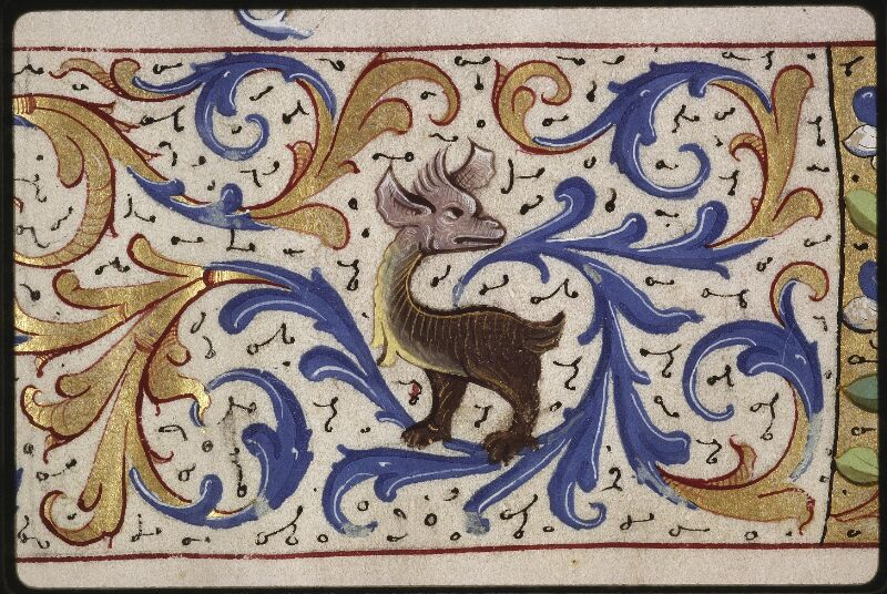 Lyon, Bibl. mun., ms. 0565, f. 015 - vue 3
