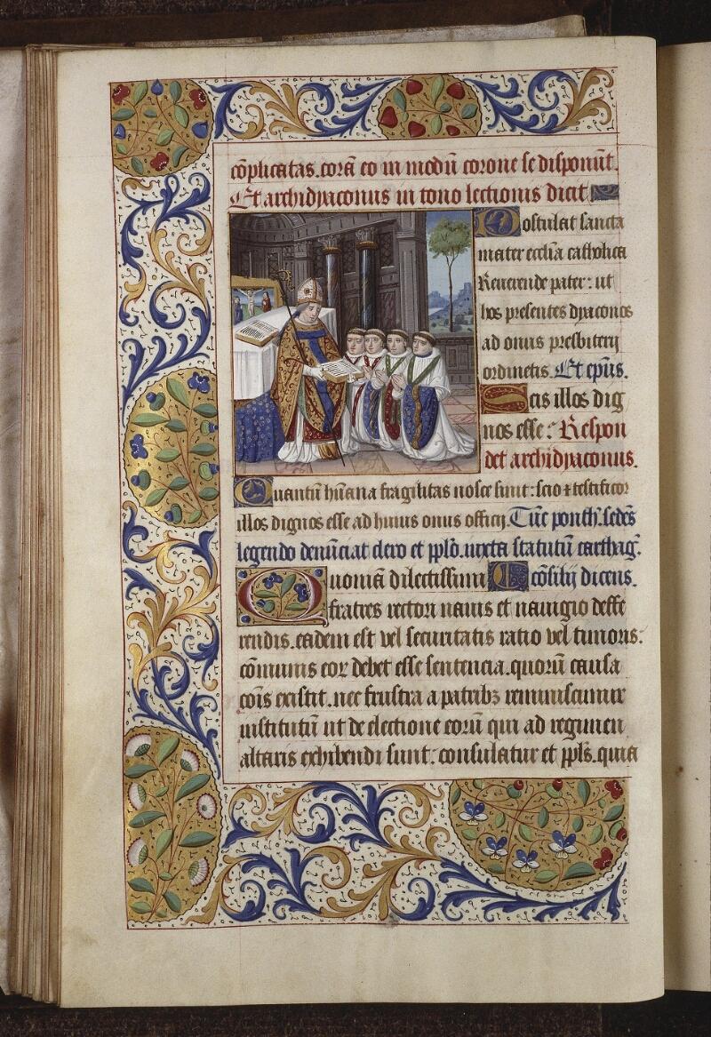 Lyon, Bibl. mun., ms. 0565, f. 033v - vue 1