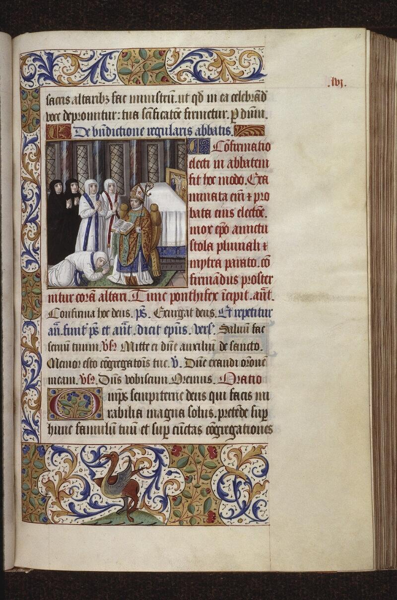 Lyon, Bibl. mun., ms. 0565, f. 060 - vue 1
