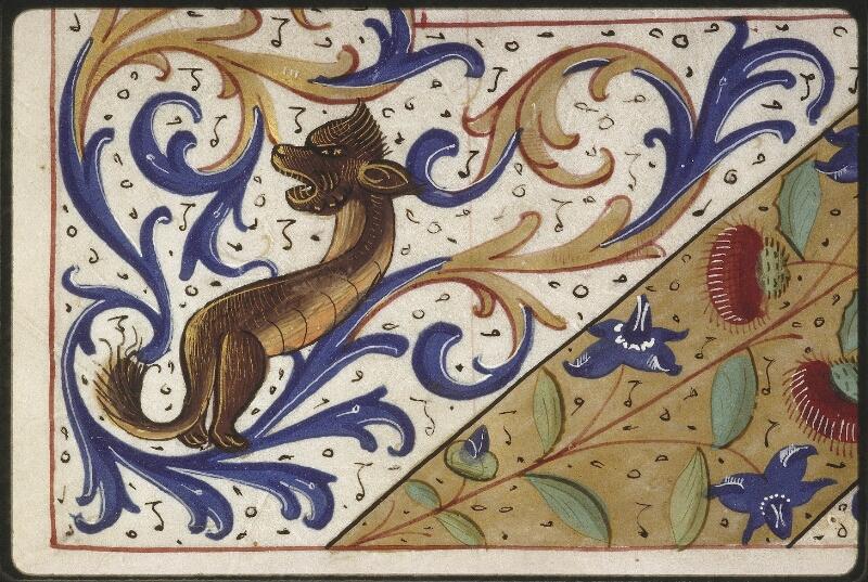 Lyon, Bibl. mun., ms. 0565, f. 160v - vue 3