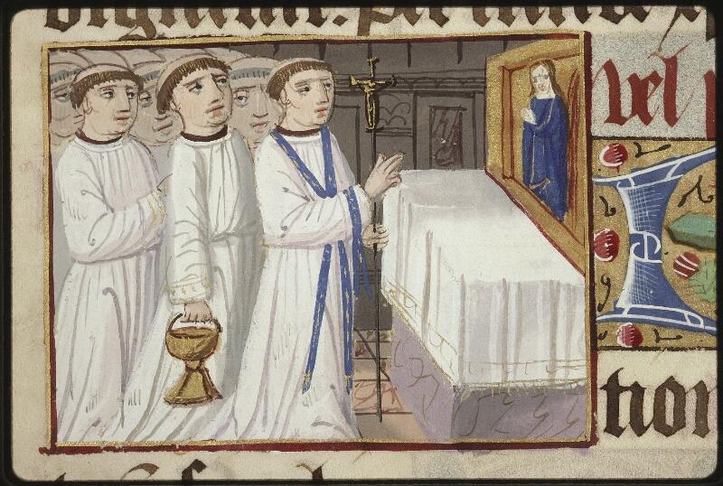 Lyon, Bibl. mun., ms. 0565, f. 174 - vue 2