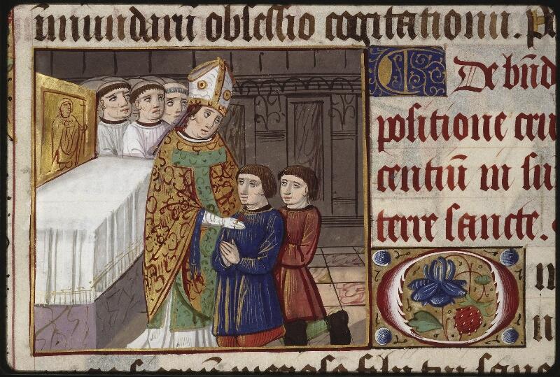 Lyon, Bibl. mun., ms. 0565, f. 174v - vue 3