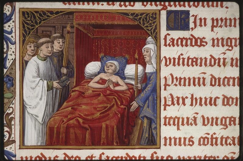 Lyon, Bibl. mun., ms. 0565, f. 288 - vue 2