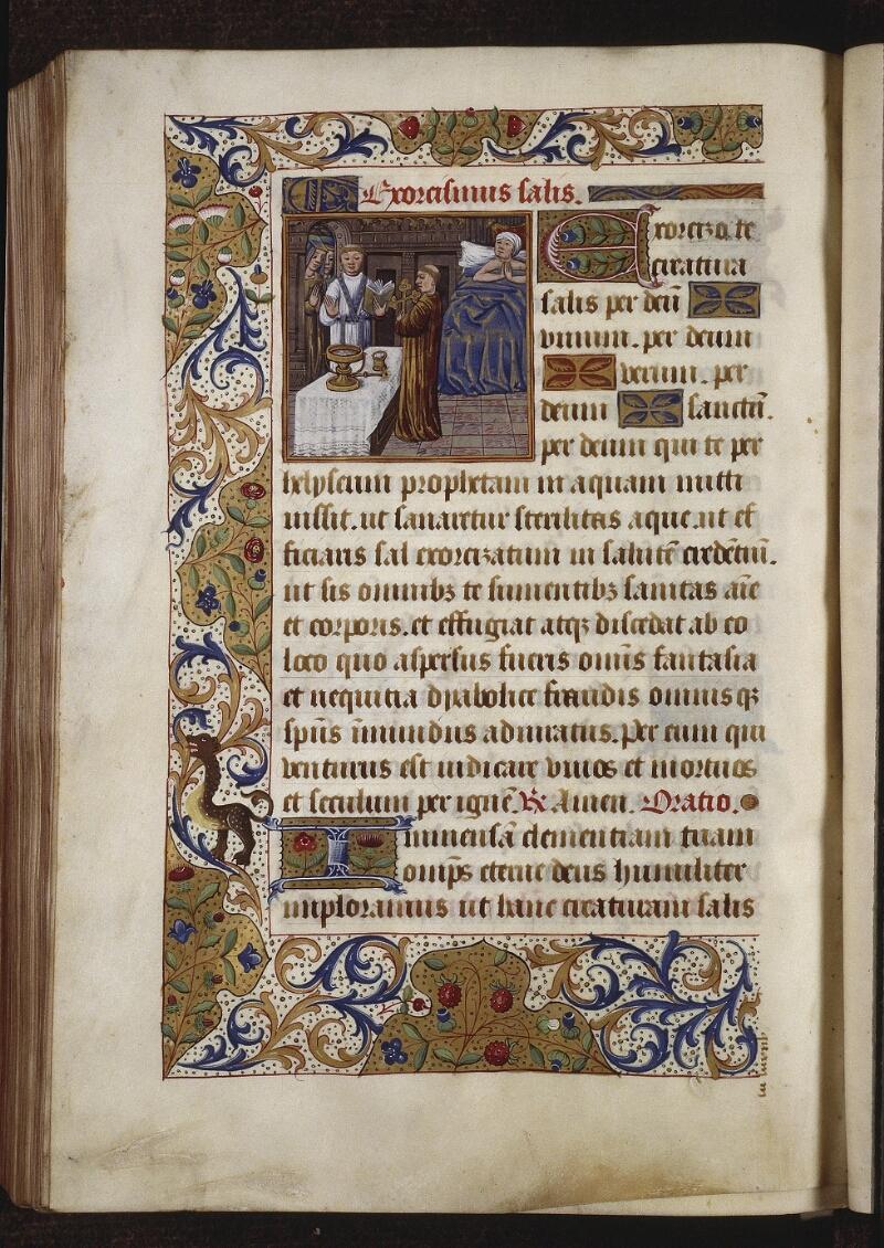 Lyon, Bibl. mun., ms. 0565, f. 303v - vue 1