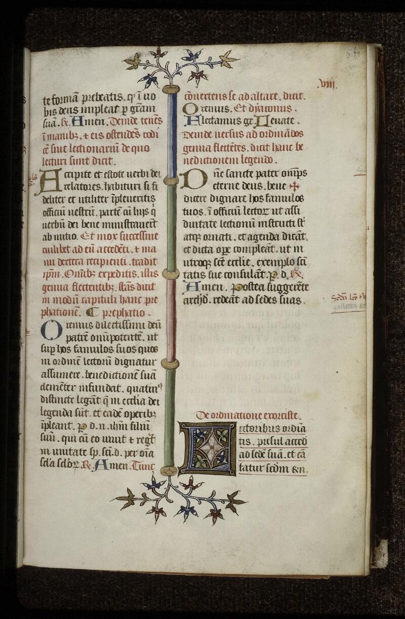 Lyon, Bibl. mun., ms. 0568, f. 006 bis