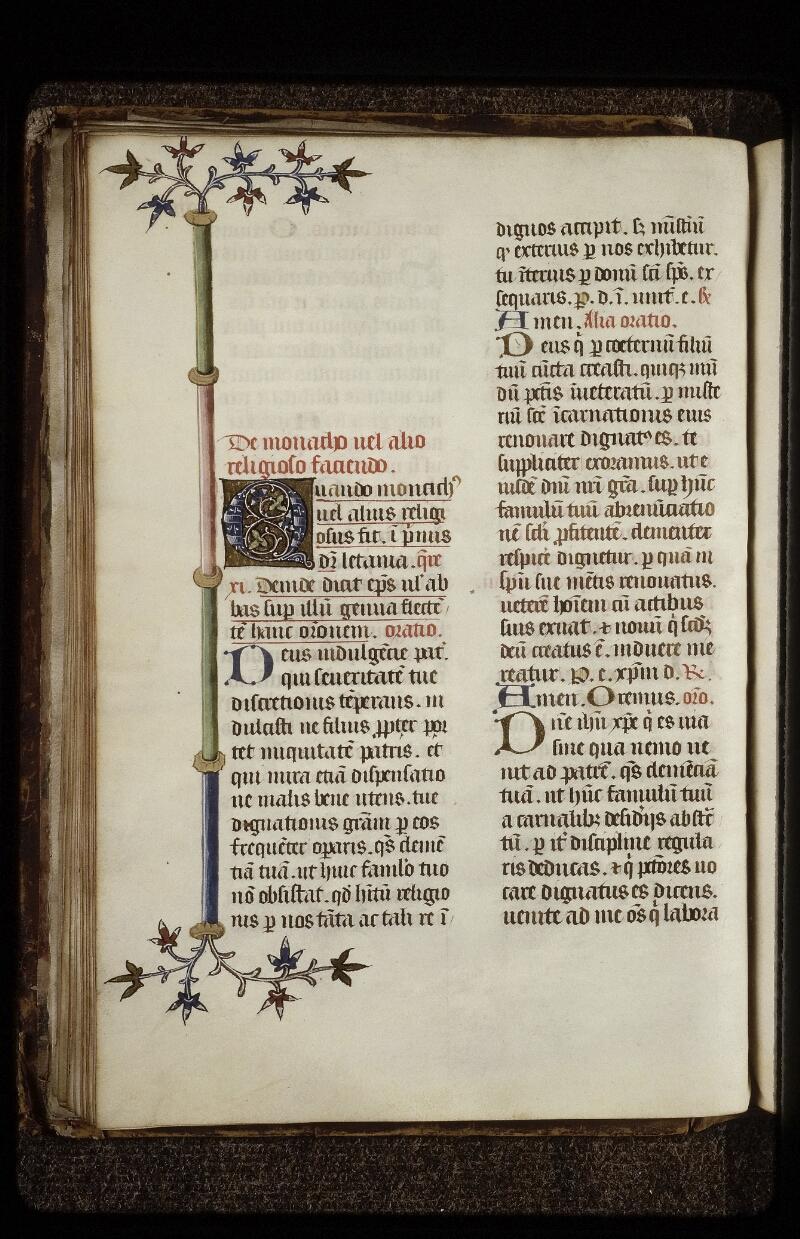 Lyon, Bibl. mun., ms. 0568, f. 041v - vue 1