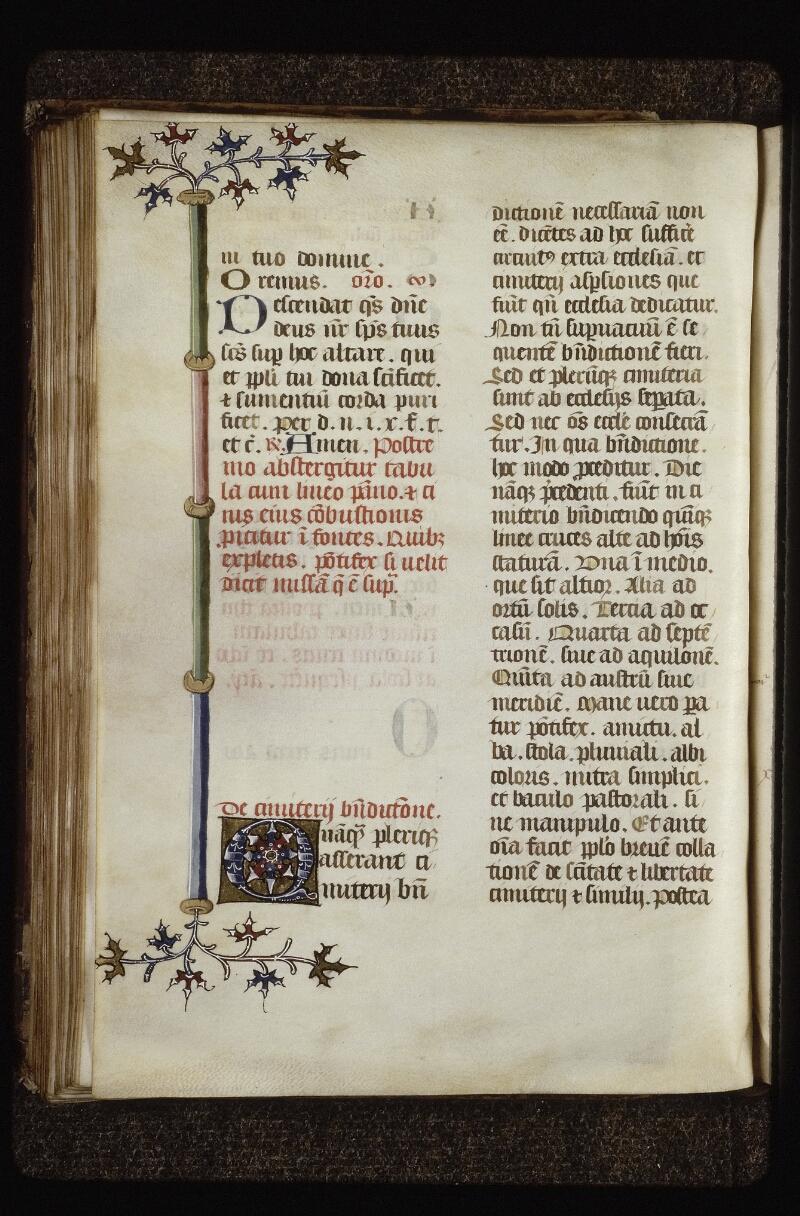 Lyon, Bibl. mun., ms. 0568, f. 118v - vue 1