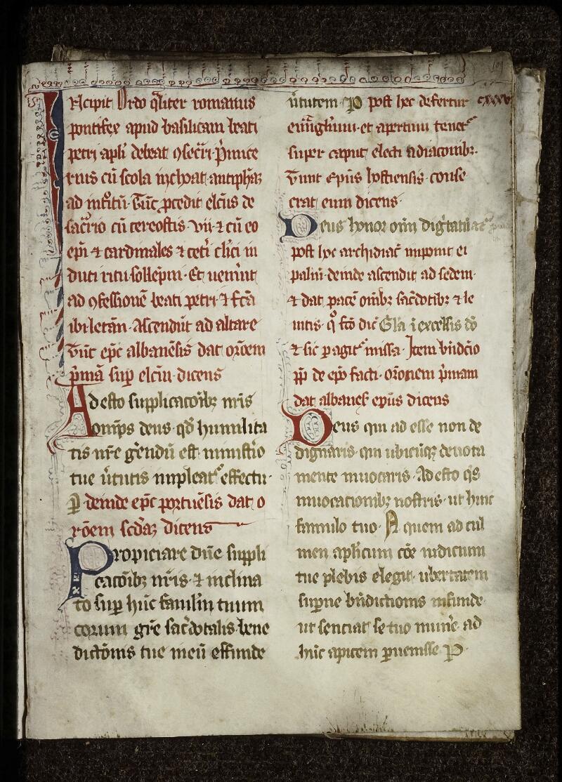 Lyon, Bibl. mun., ms. 0569, f. 109
