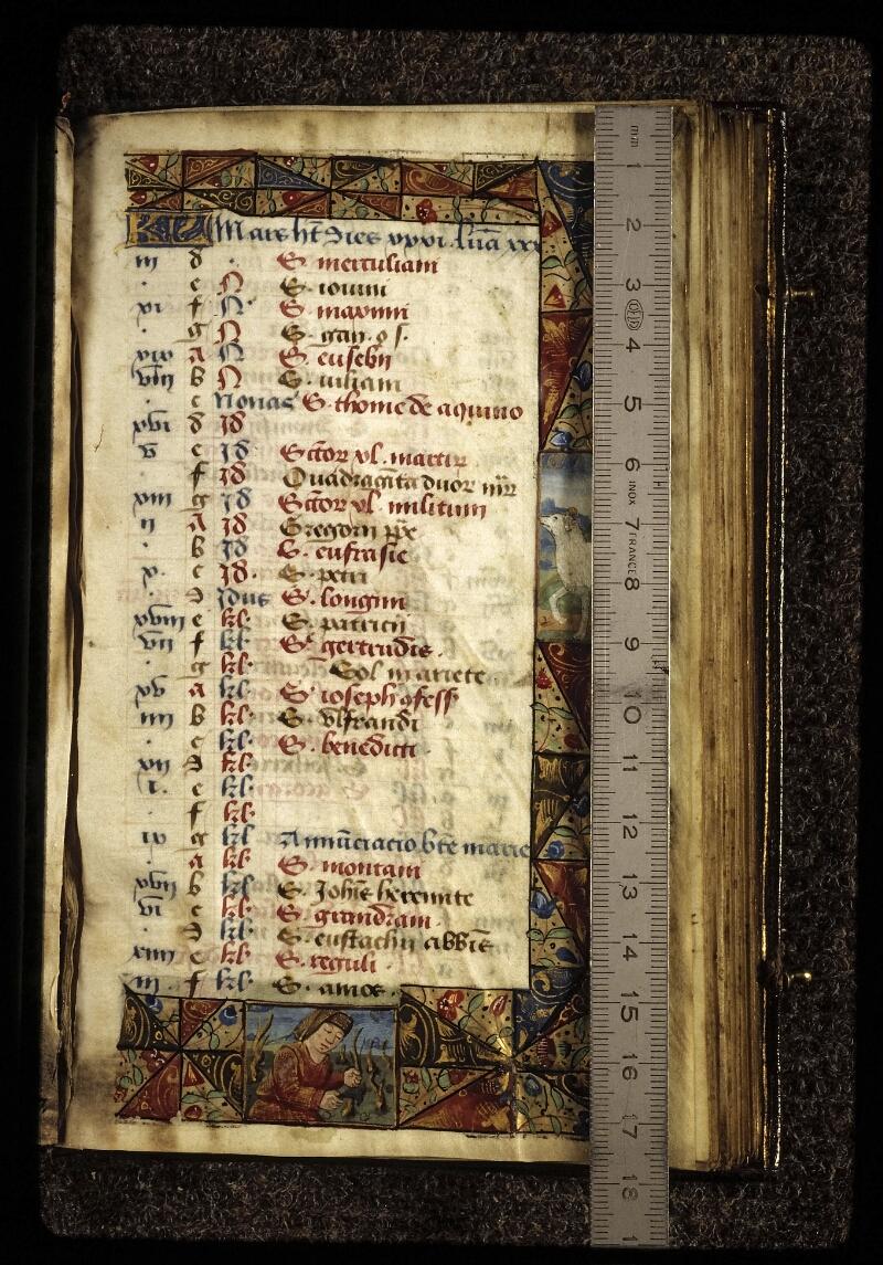 Lyon, Bibl. mun., ms. 0572, f. 005 - vue 1