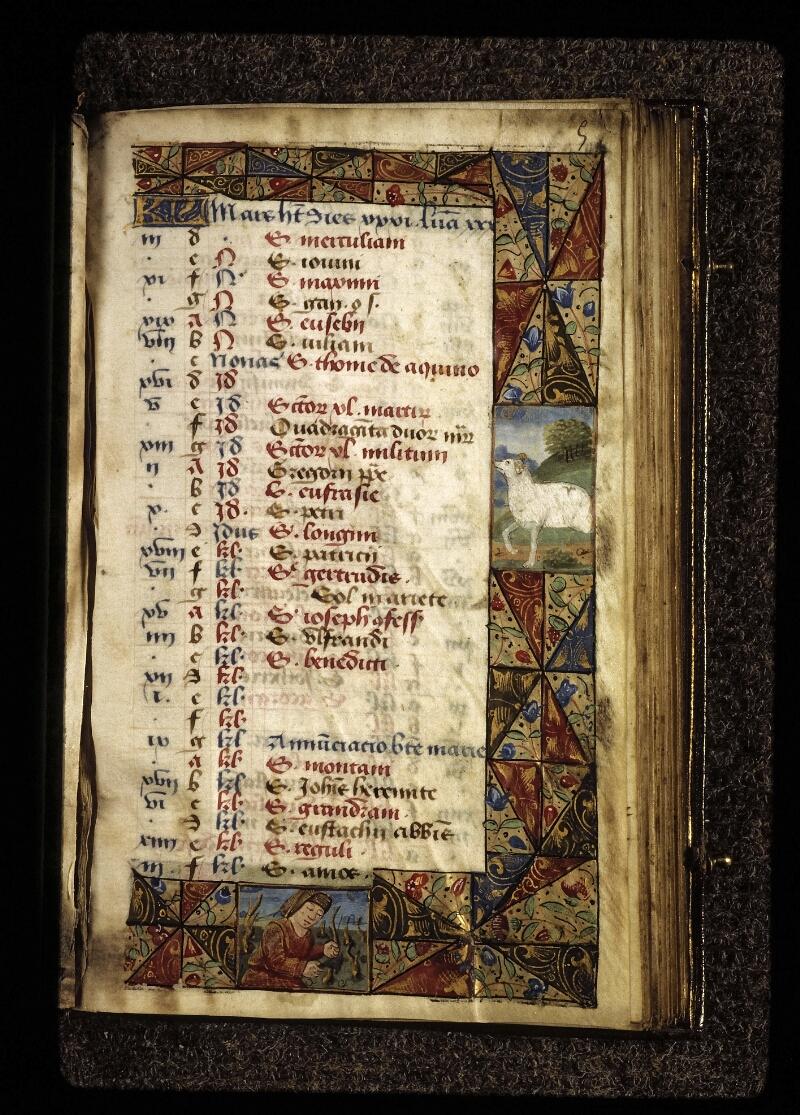Lyon, Bibl. mun., ms. 0572, f. 005 - vue 2