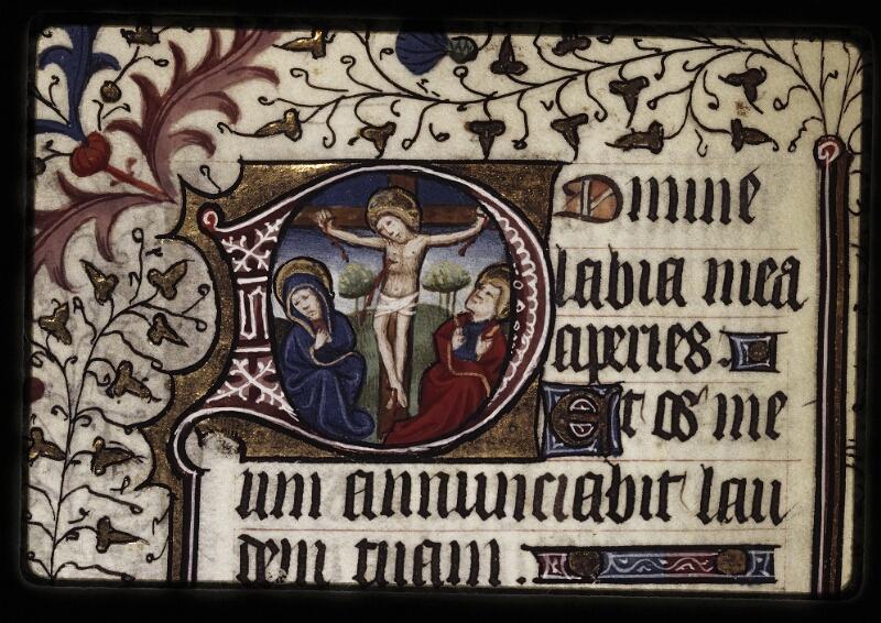 Lyon, Bibl. mun., ms. 0573, f. 052v - vue 2