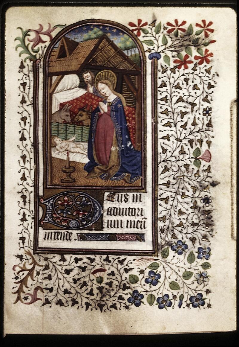 Lyon, Bibl. mun., ms. 0573, f. 054 - vue 1