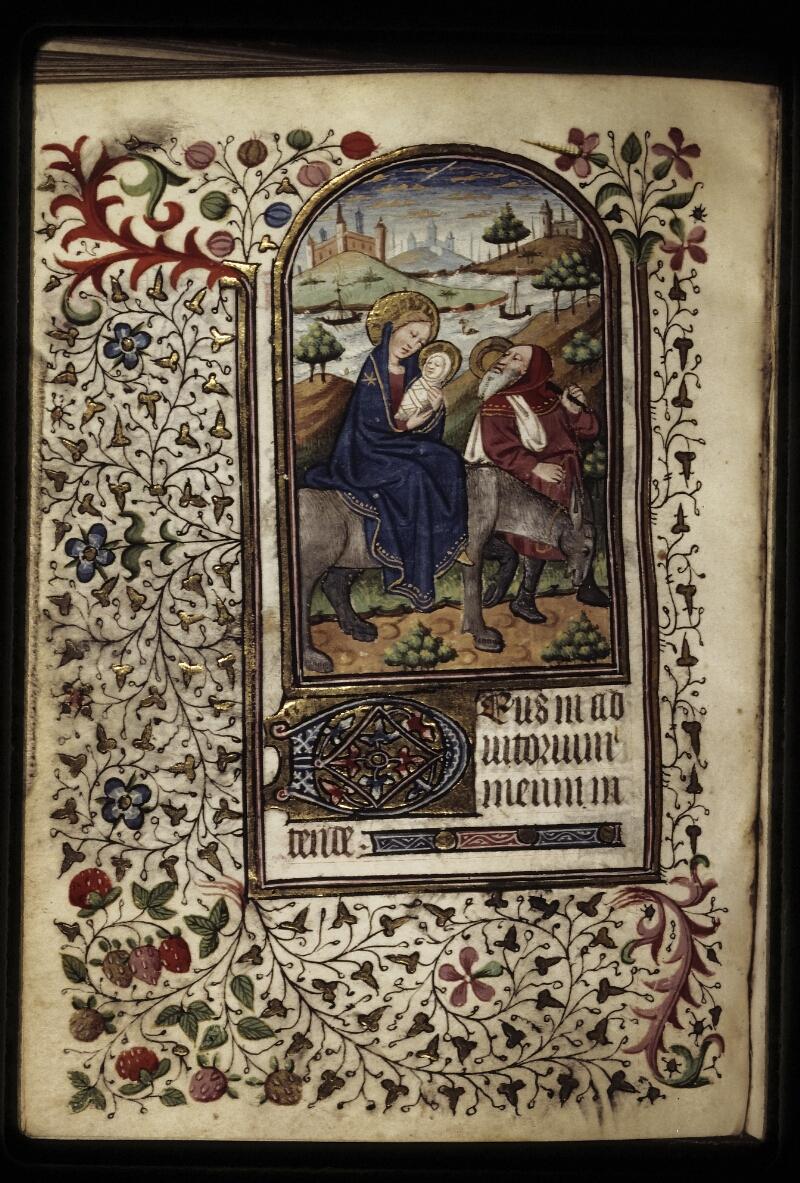 Lyon, Bibl. mun., ms. 0573, f. 074v - vue 1