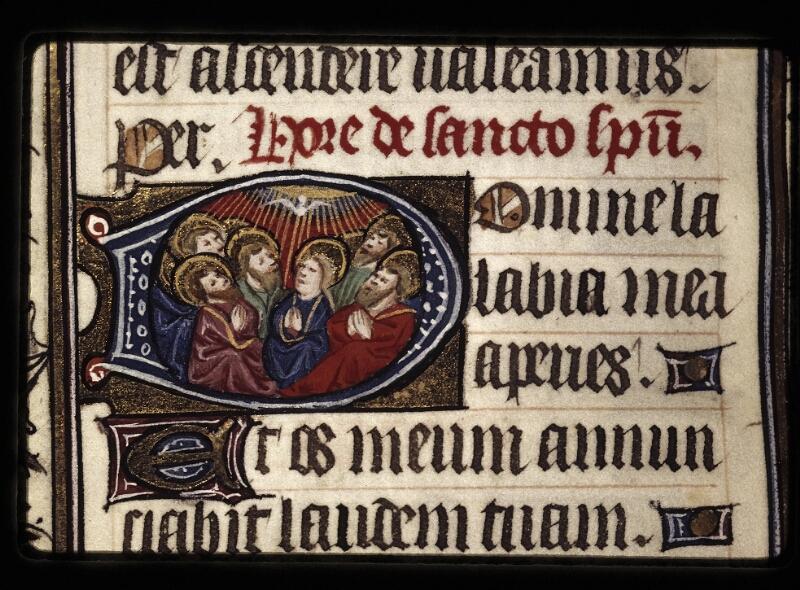 Lyon, Bibl. mun., ms. 0573, f. 110v - vue 2