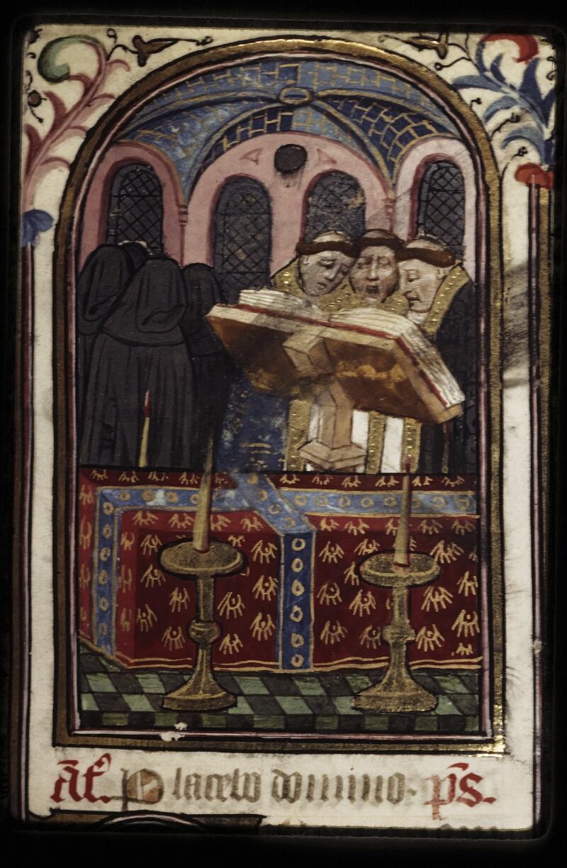 Lyon, Bibl. mun., ms. 0573, f. 116 - vue 2