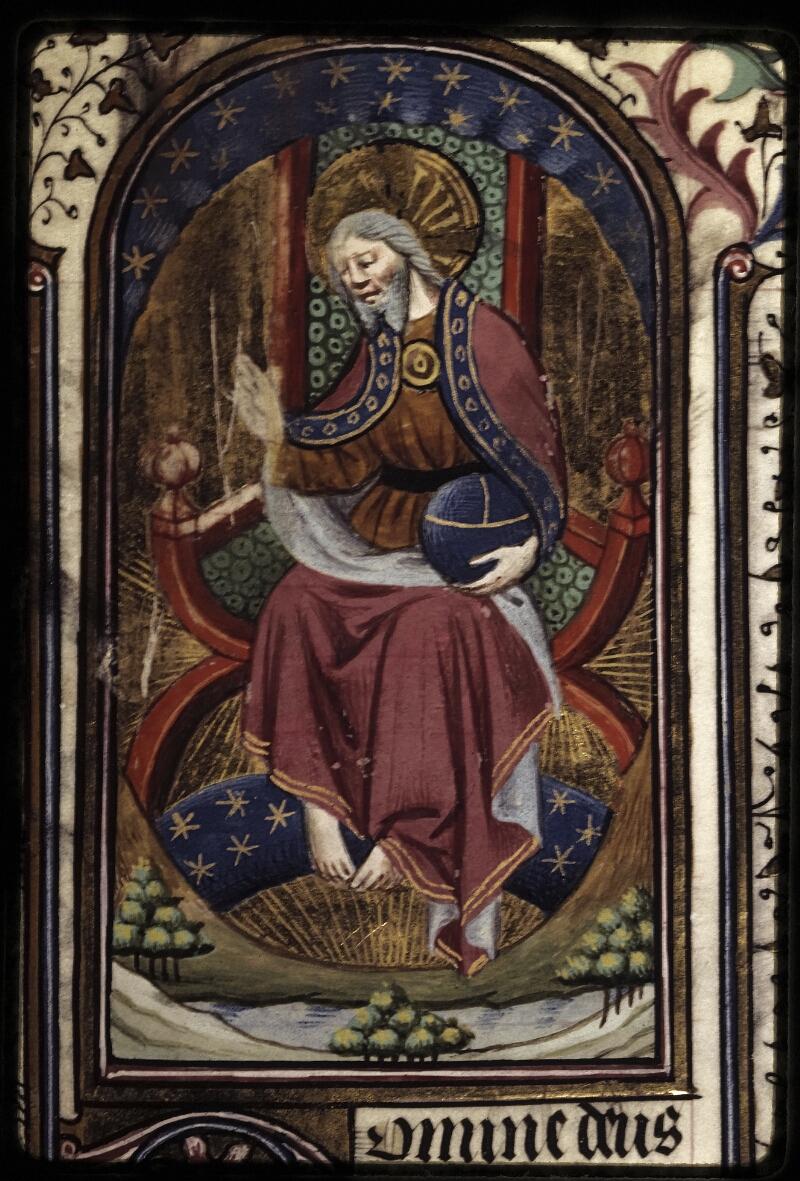 Lyon, Bibl. mun., ms. 0573, f. 168 - vue 2