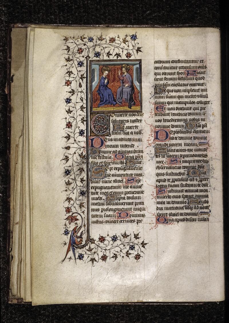 Lyon, Bibl. mun., ms. 0574, f. 027v - vue 1