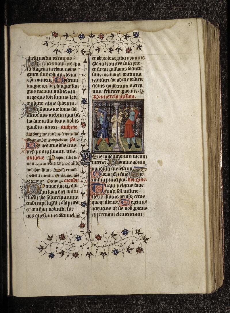 Lyon, Bibl. mun., ms. 0574, f. 032 - vue 1