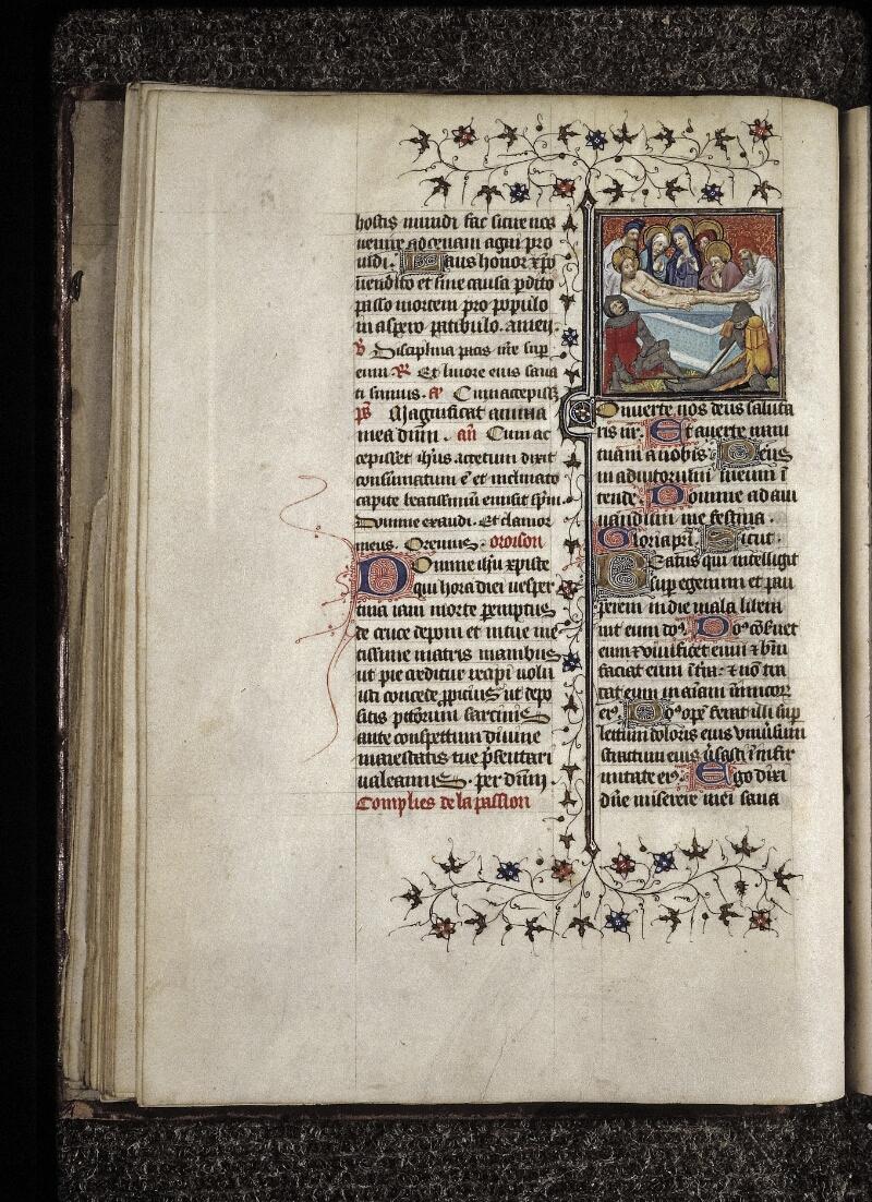 Lyon, Bibl. mun., ms. 0574, f. 038v - vue 1