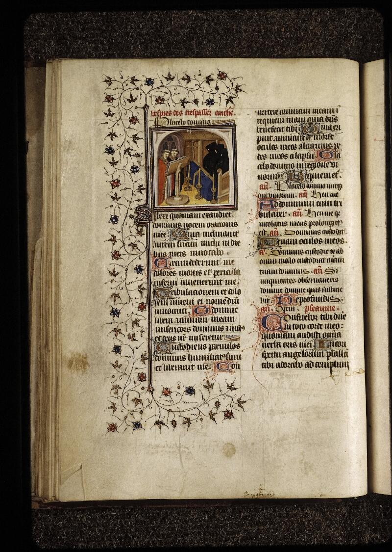 Lyon, Bibl. mun., ms. 0574, f. 045v - vue 1