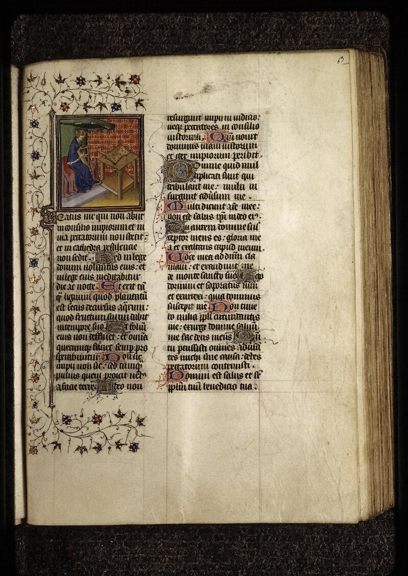 Lyon, Bibl. mun., ms. 0574, f. 063 - vue 1