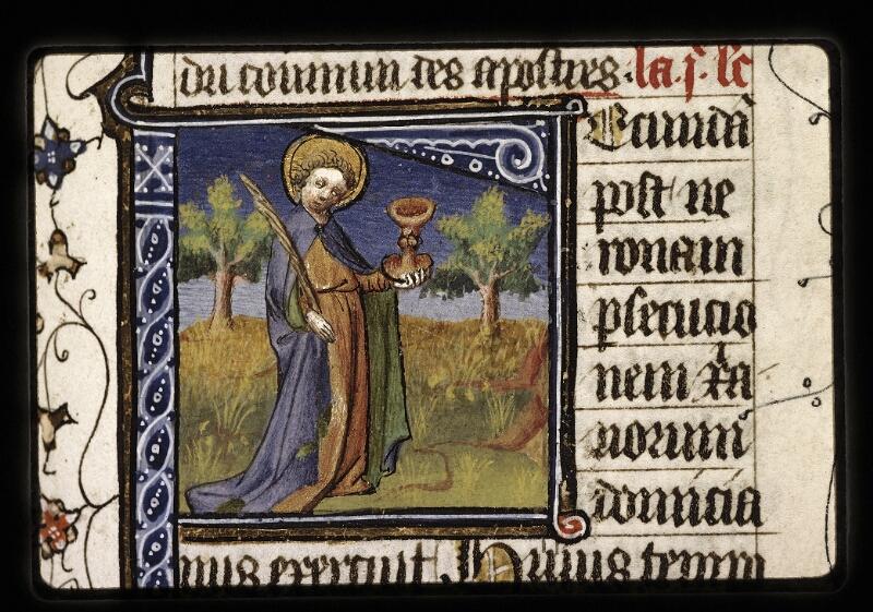 Lyon, Bibl. mun., ms. 0574, f. 101 - vue 2