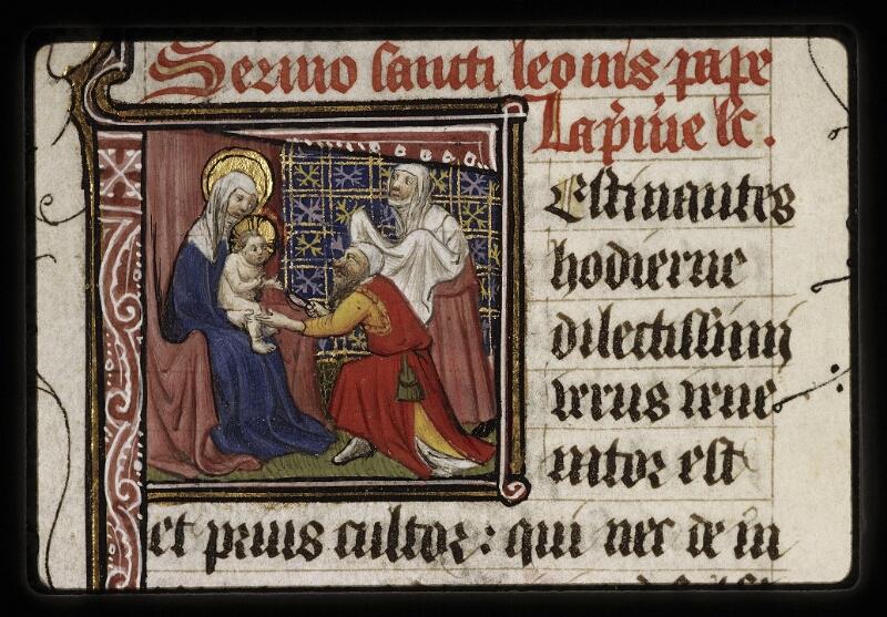 Lyon, Bibl. mun., ms. 0574, f. 107 - vue 2