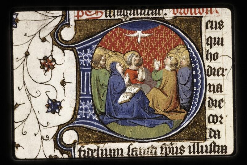 Lyon, Bibl. mun., ms. 0574, f. 127v - vue 2