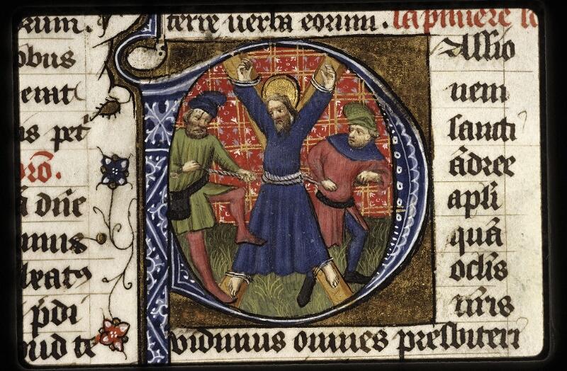 Lyon, Bibl. mun., ms. 0574, f. 142v - vue 2