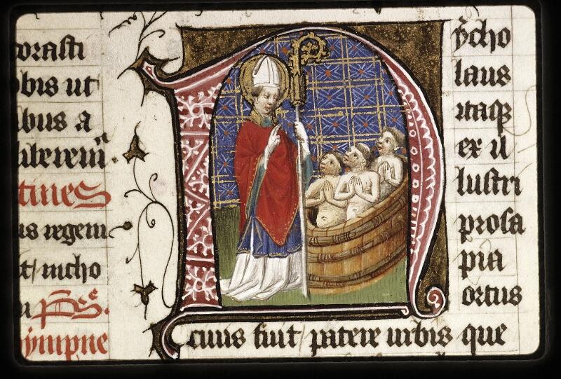 Lyon, Bibl. mun., ms. 0574, f. 146 - vue 2