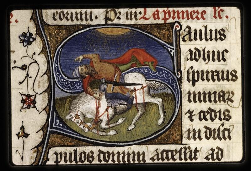 Lyon, Bibl. mun., ms. 0574, f. 154 - vue 2