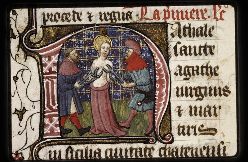 Lyon, Bibl. mun., ms. 0574, f. 161v - vue 2