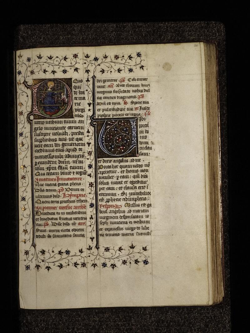 Lyon, Bibl. mun., ms. 0574, f. 166 - vue 1