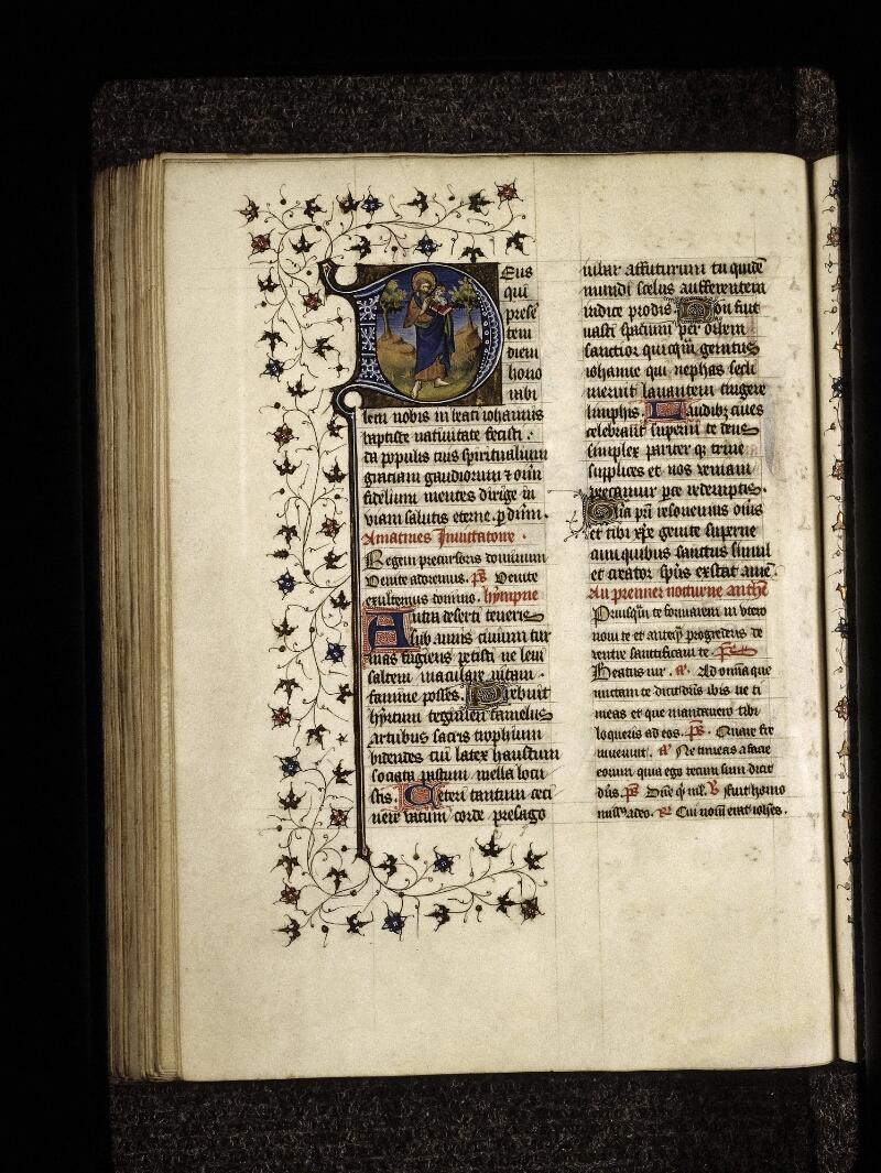 Lyon, Bibl. mun., ms. 0574, f. 175v - vue 1